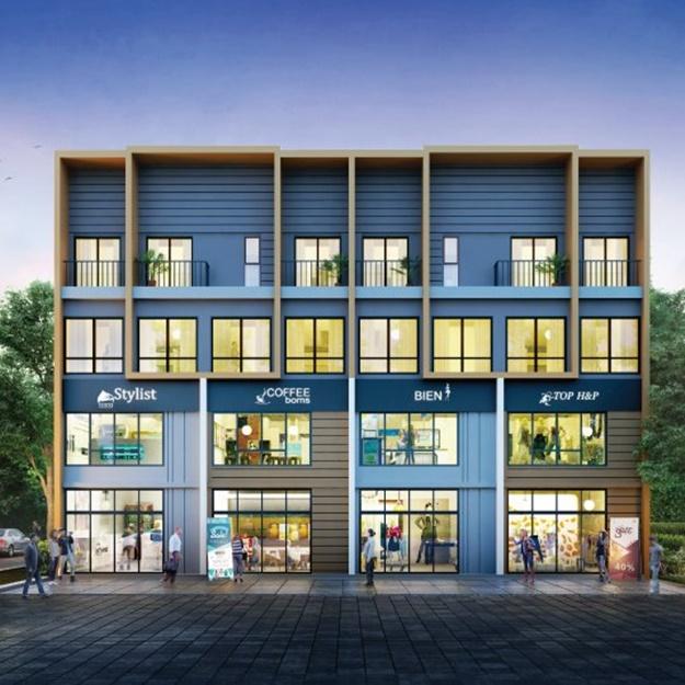 บ้านกลางเมือง ดิ อิดิชั่น บางนา-วงแหวน (Baan Klang Muang The Edition Bangna-Wongwaen)