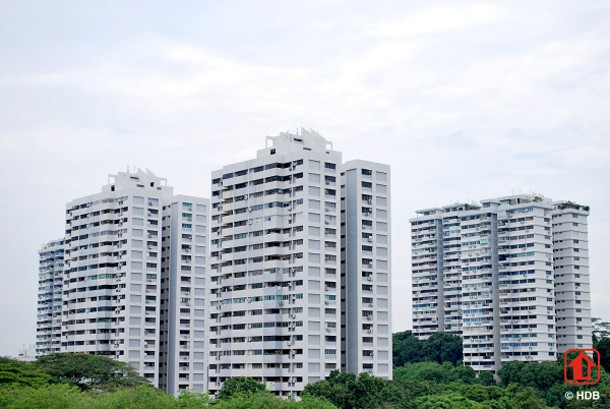 File photo of Braddell View, a property in Singapore with en bloc potential