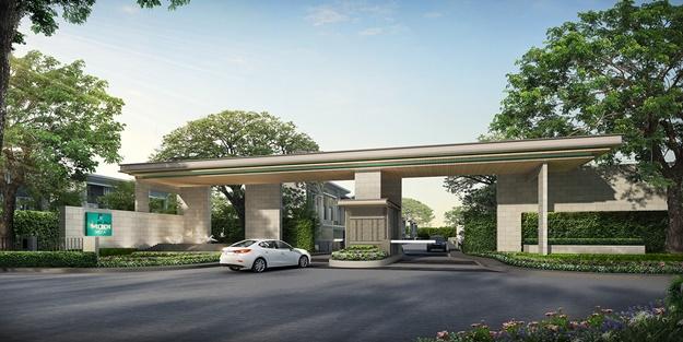 โมดิ วิลล่า รังสิต ติดทางด่วน (Modi Villa Rangsit Expressway)