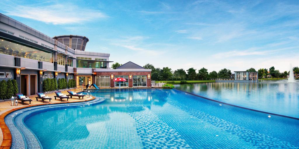 Perfect Place สุขุมวิท 77-สุวรรณภูมิ (Perfect Place Sukhumvit 77-Suvarnabhumi)