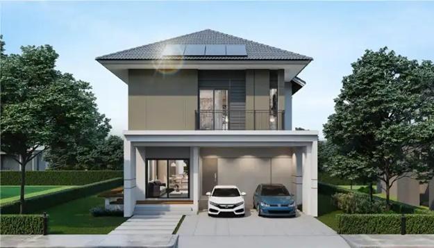 เสนา แกรนด์โฮม รังสิต-ติวานนท์ (Sena Grand Home Rangsit-Tiwanon)