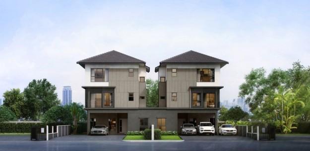 บ้านกลางเมือง ดิ อิดิชั่น พระราม 9-อ่อนนุช (Baan Klang Muang The Edition Rama 9-Onnut)