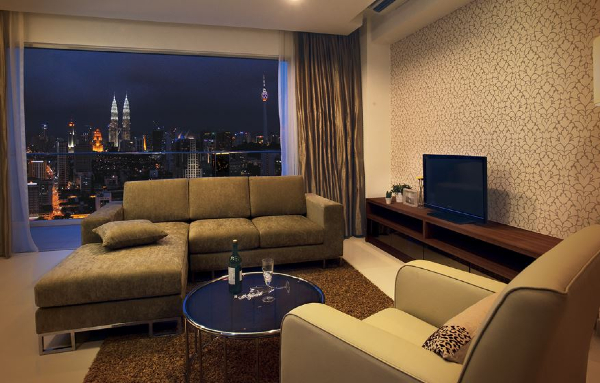 service apartment, service apartment malaysia