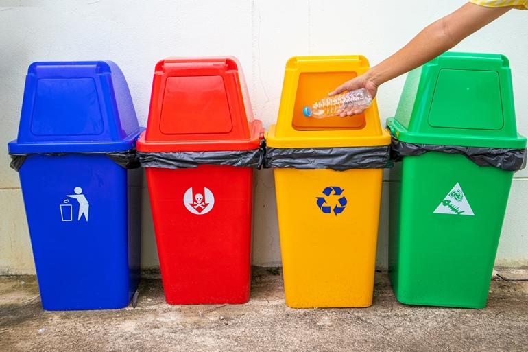 ถังขยะแยกประเภท อีกหนึ่งของสำคัญที่ควรมีติดบ้าน