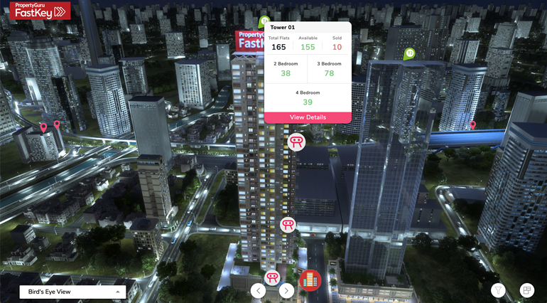 FastKey StoryTeller provides buyers, developers and agents a solution to view, display and have virtual tours of properties remotely
