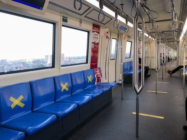 รถไฟฟ้า BTS-MRT เปิด-ปิดกี่โมง
