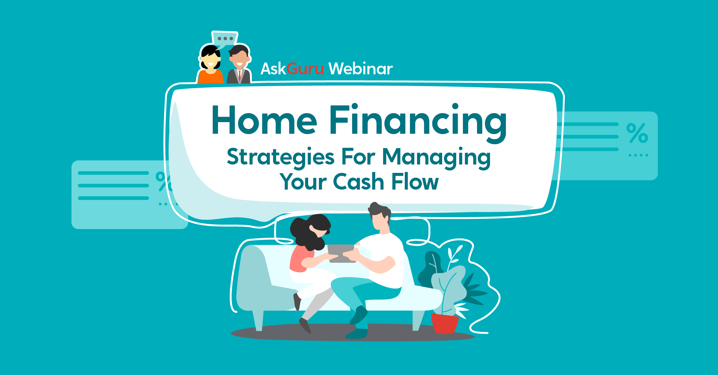 Home Financing Strategies For Managing Cash Flow Amidst COVID-19 Pandemic