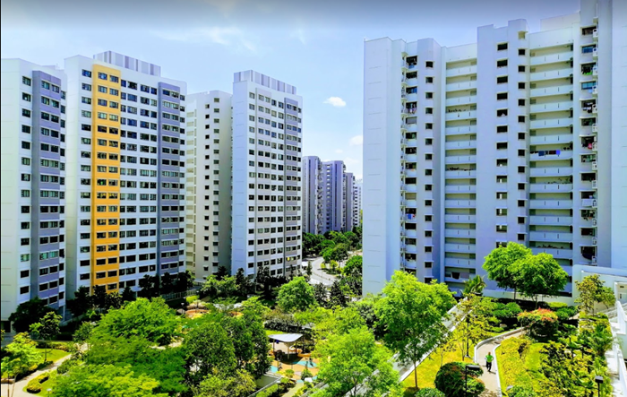 Segar Palmview is one of the hdb mop projects in 2020