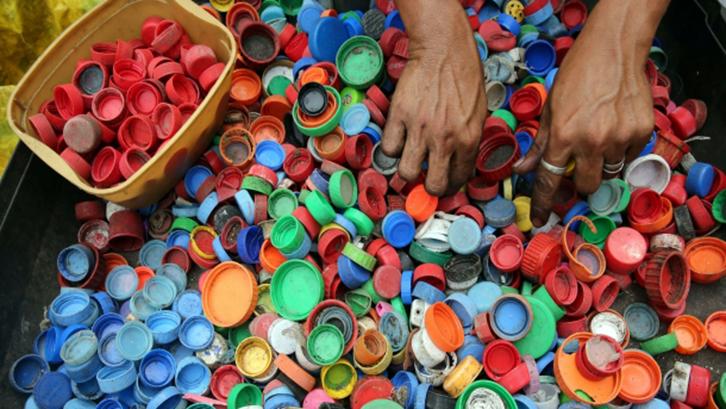 Tingkat Pencemaran Sampah Plastik di Dunia