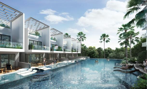 Eight riversuites best condo swimming pool singapore