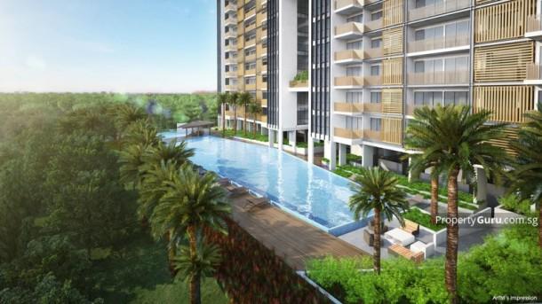 Tre Residences best condo swimming pools singapore