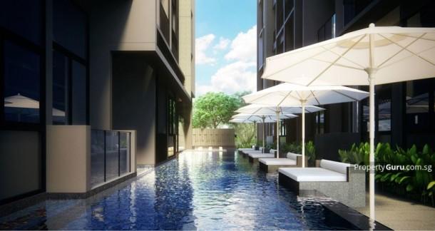 The Asana best condo swimming pools singapore