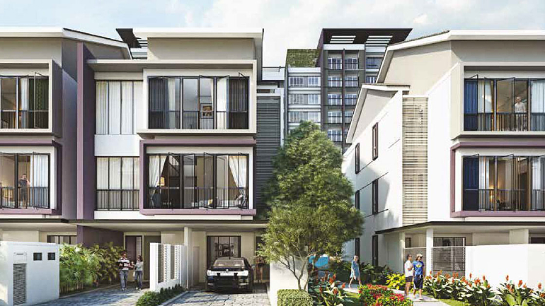 Townhouse design, Townhouse Malaysia, Town house, Townhouse, Townhouse meaning, What is a townhouse, Townhouses for sale, Townhouses for rent