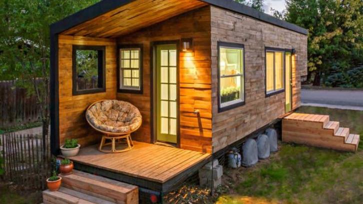 Inspirasi 12 Model Desain Rumah Kayu Lengkap Gambar Rumah Com
