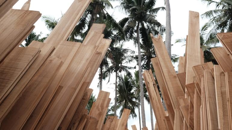 Kayu Ulin: Kayu Besi yang Bagus untuk Konstruksi