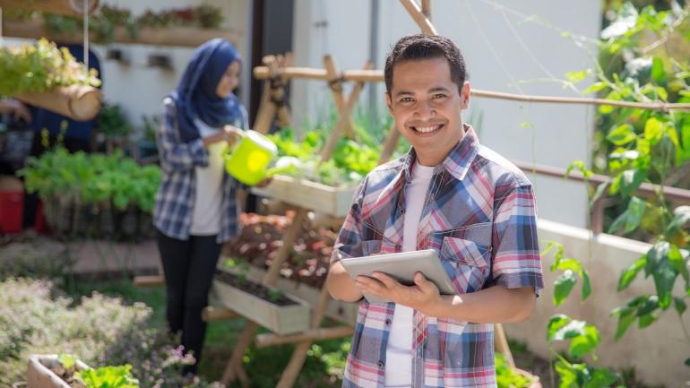 Urban Farming: Konsep Bertani Masa Kini