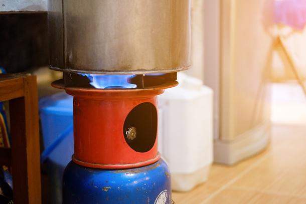 น้ำหนักถังแก๊สมีทั้งน้ำหนักถังเปล่าและตัวแก๊ส