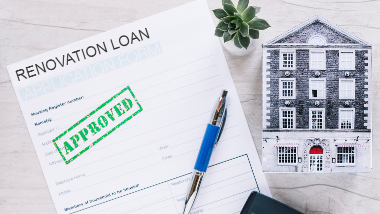 Should You Take Out A Loan To Fund House Renovation?