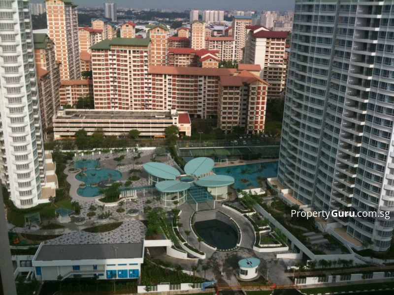 Clover by the park condo in District 20 will see improved connectivity once the Tech Ghee MRT station on the Cross Island Line is operational in 2029