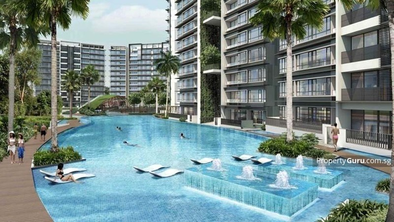 D'nest condo in District 19 will benefit once the Tampines MRT interchange station on the Cross Island Line completes in 2029