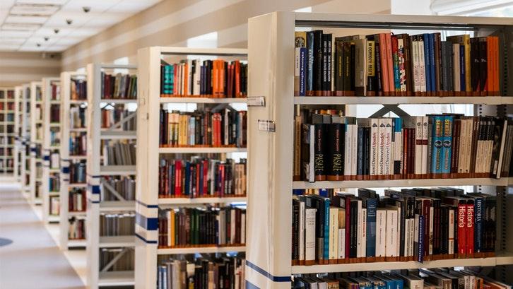 Anak homeschooling bisa belajar di perpustakaan. (Foto: Pexels)