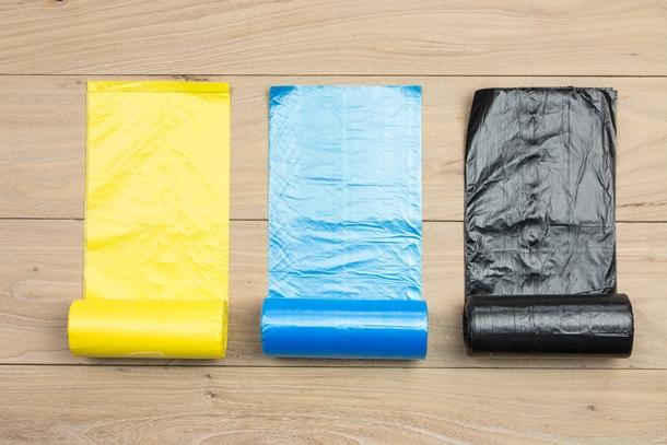 ถุงขยะปัจจุบันมีให้เลือกหลายสี