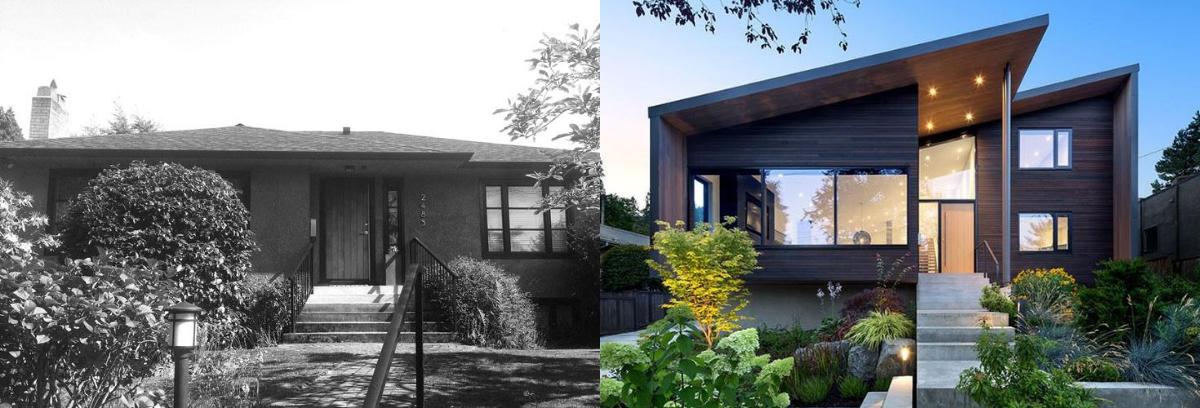 Renovasi secara struktural bisa dilakukan untuk membuat rumah Anda menjadi bertingkat. (Foto: Homedit)