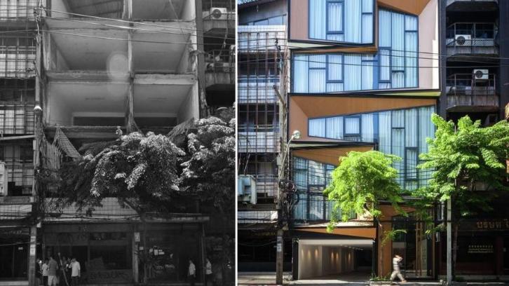 Renovasi secara total diperlukan apabila bangunan Anda sudah terlalu berbahaya dan tidak layak untuk ditempati. (Foto: Homedit)