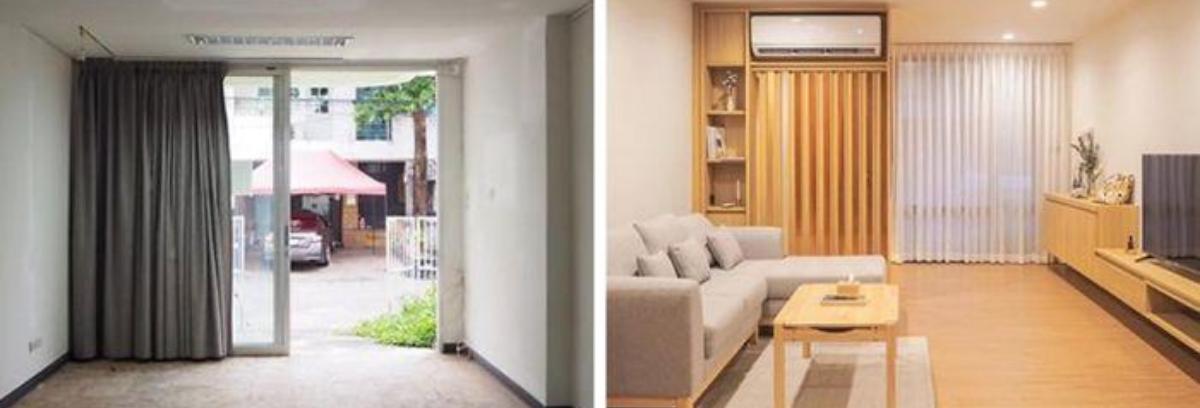 Merenovasi interior rumah bisa menciptakan kesan hangat dan nyaman. (Foto: Bored Panda)