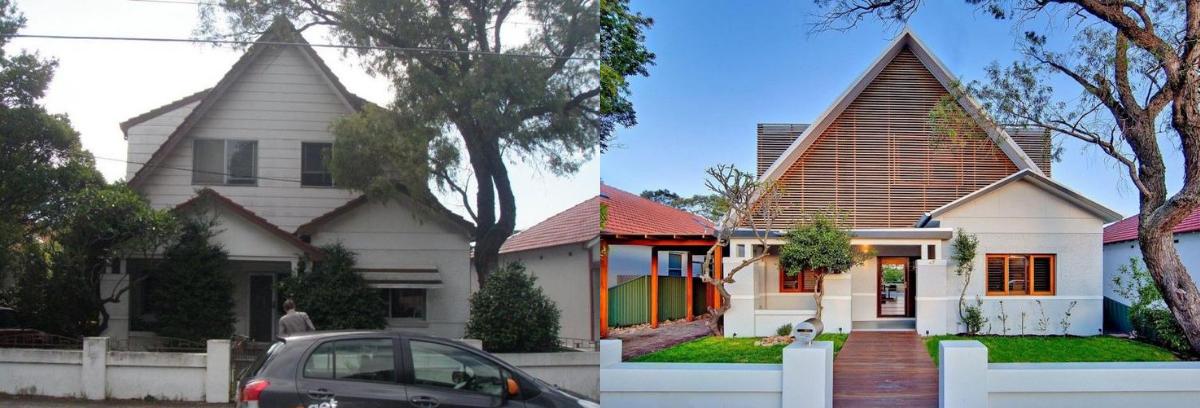 Rumah ranch tradisional bisa direnovasi agar menjadi terlihat modern dan tidak menghilangkan kesan tradisionalnya. (Foto: Homedit)