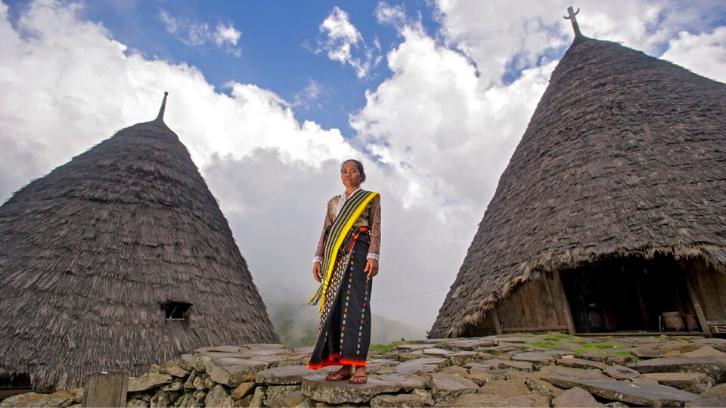 Rumah adat Nusa Tenggara Timur memiliki jenisnya yang berbeda. (Foto: Roomah)