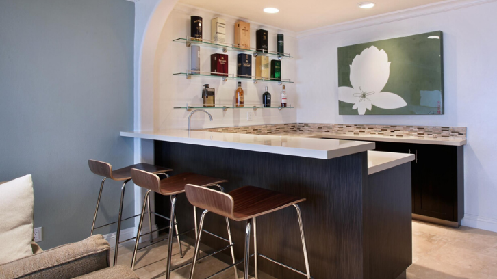 10 Desain Meja Bar Rumah Minimalis Rumah Com