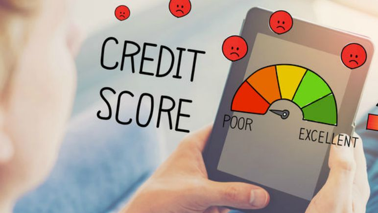 credit bureau report rating score