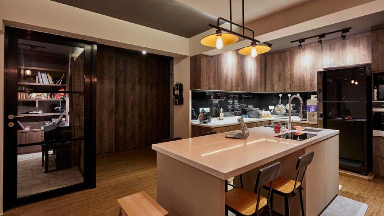 open kitchen concept, open kitchen, open kitchen design, open concept kitchen