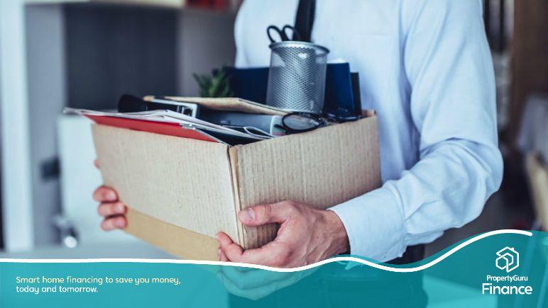 retrenchment job loss mortgage