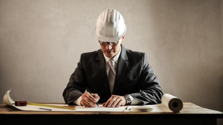 Hak intelektual desain atau hasil akhir proyek pembangunan rumah dengan desain dari arsitek secara penuh akan tetap dimiliki oleh arsitek tersebut . (Sumber: Pexels.com)