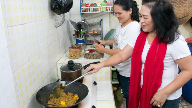 Cerita Rumah Andriyaningsih Jadi Motivasi Sang Buah Hati