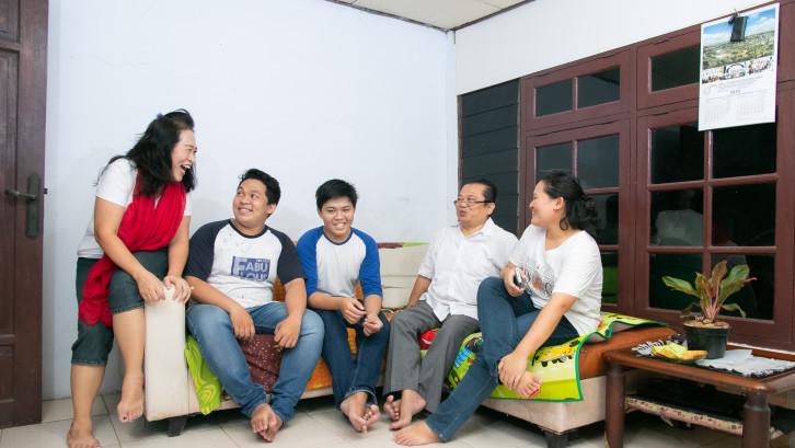 Cerita Rumah Andriyaningsih: Drama Keluarga, PHK, yang Berujung Indah