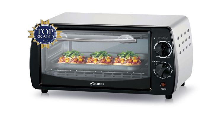 Caption: Garansi satu tahun diberikan untuk pembelian oven listrik Kirin. (Foto: Kirin)