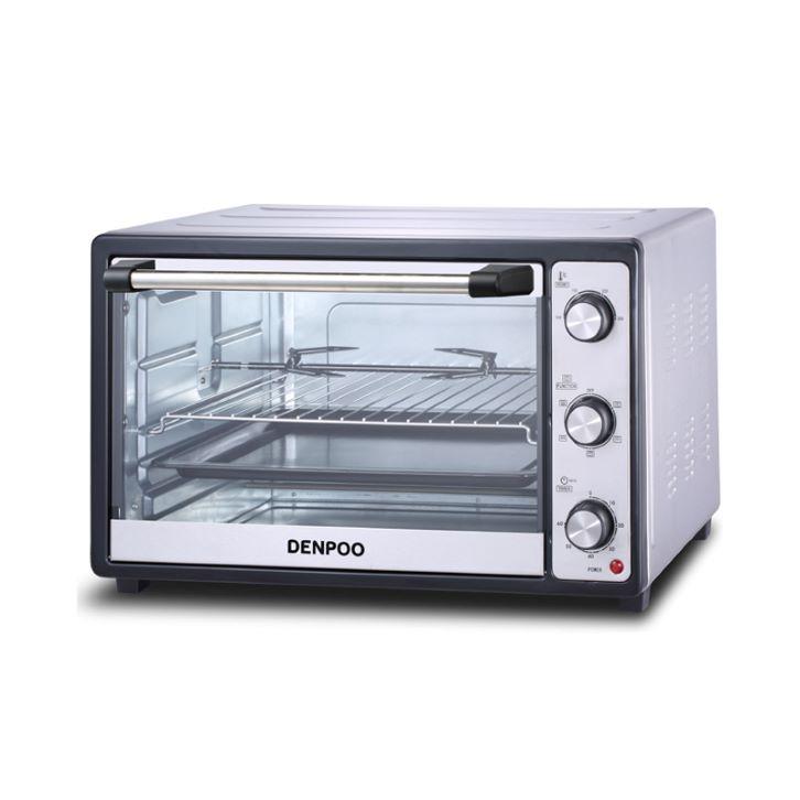 Caption: Oven listrik Denpoo tipe DEOS 820 memiliki kapasitas besar dengan harga terjangkau. (Foto: Denpoo)