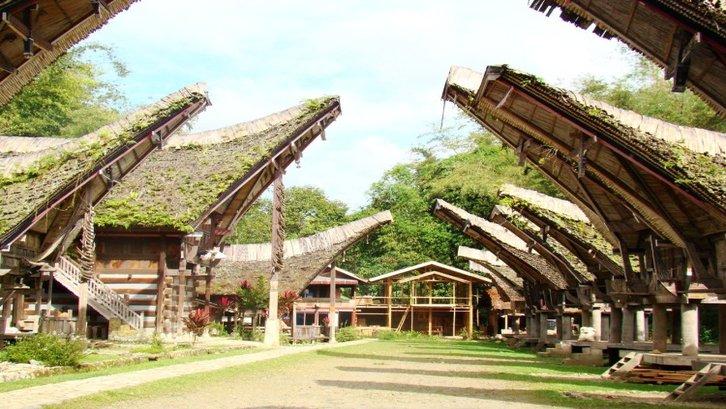 Ternyata Rumah Adat Sulawesi Selatan Ada Lima Rumah Com