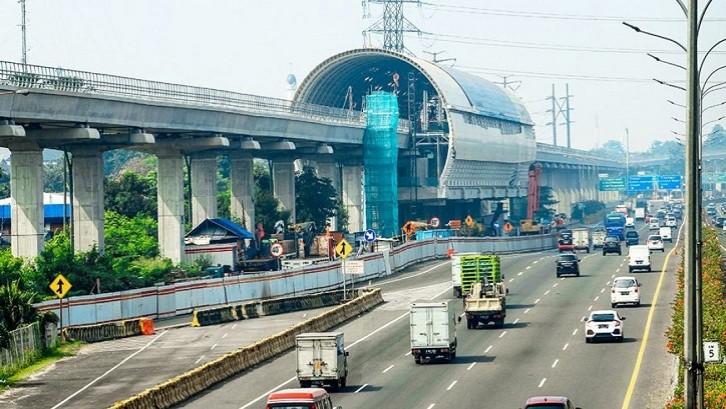 LRT Bekasi. (Foto: Bekasipos.com)