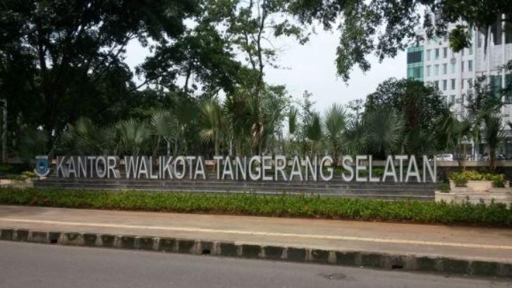 Caption: Kota Tangerang Selatan merupakan pemekaran dari Kabupaten Tangerang. (Foto: Tangselmedia.com)