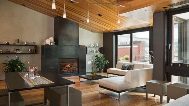 12 Desain Plafon Kayu Dan Tips Lengkapnya Rumah Com
