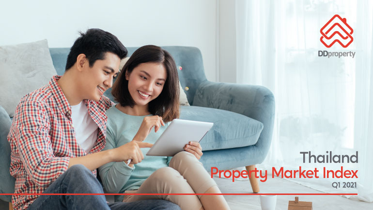 DDproperty Thailand Property Market Index Q1 2021