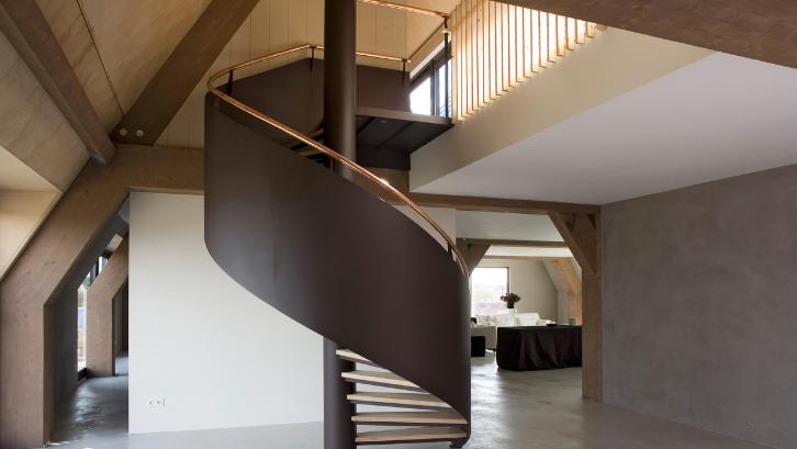 15 Model Tangga Rumah Minimalis, Modern, Terpopuler 4