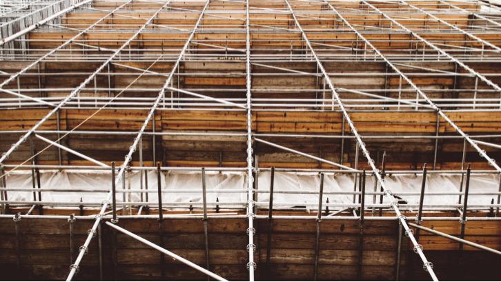 Ukuran kolom praktis bervariasi tergantung tebal dinding. (Sumber: Pexels.com)