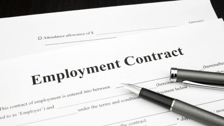 Contoh Surat Perjanjian Kontrak Kerja Karyawan Swasta Rumah Com