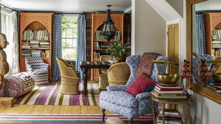Kamar tidur bisa menjadi sebuah tempat yang nyaman dan membuat Anda betah. (Foto: Elle Decor)