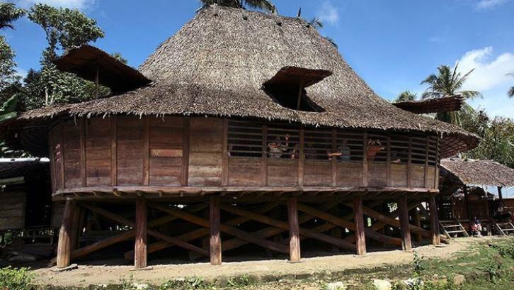 Rumah Adat Sumatera Utara dari Nias